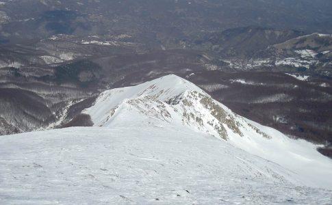Alpe di Succiso - Cresta Nord