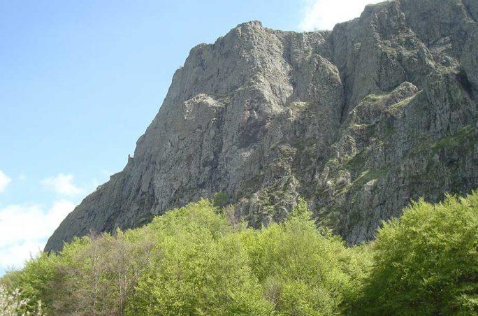 Rocca del Prete - Spigolo Nord