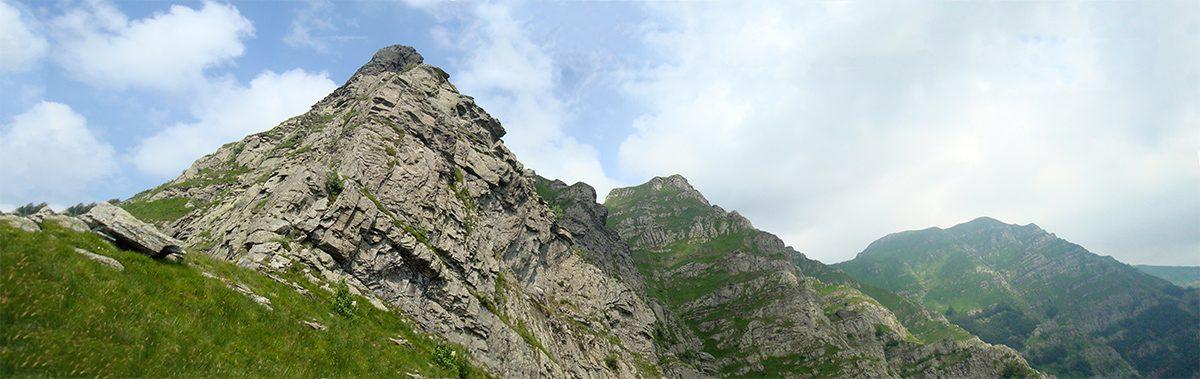 Bastionata del Braiola - Sperone Centrale