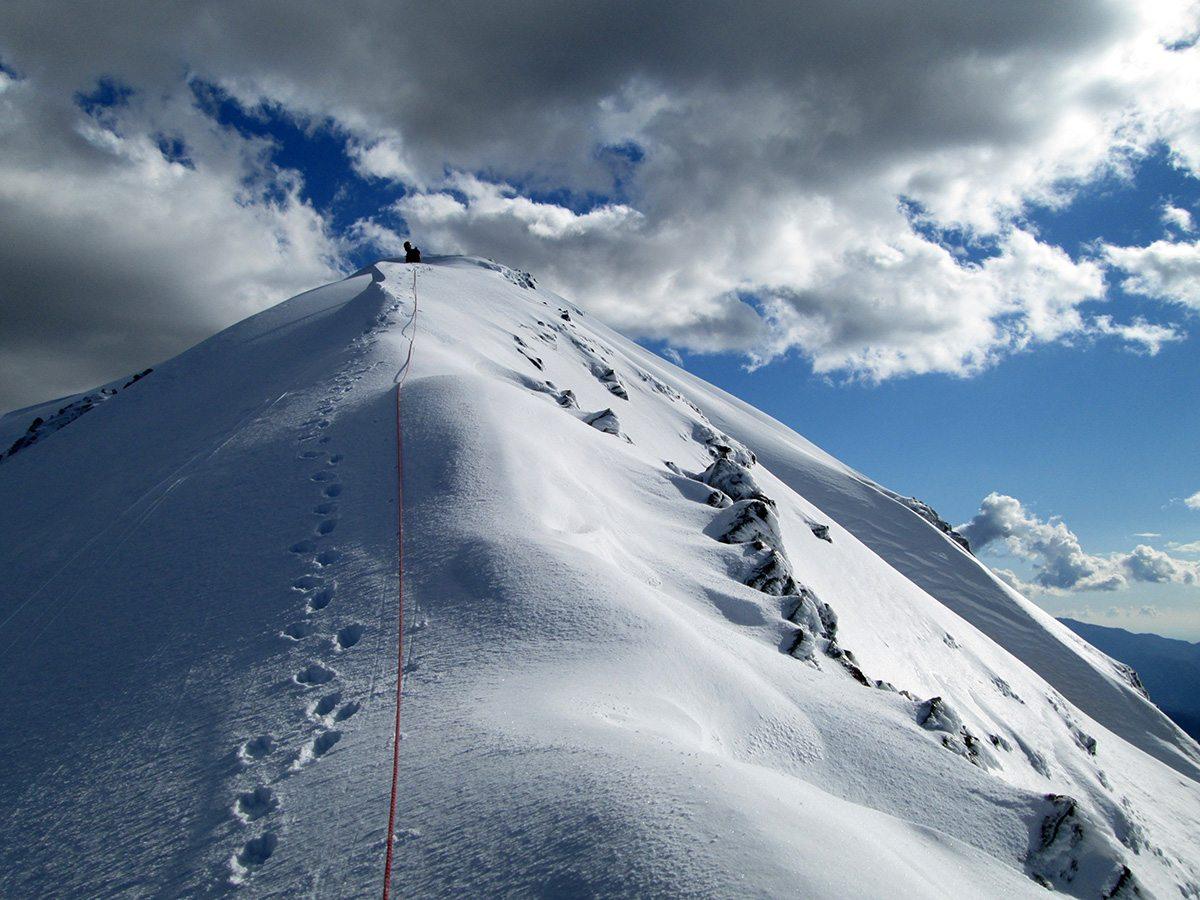 Cresta finale (foto A. Piazza)