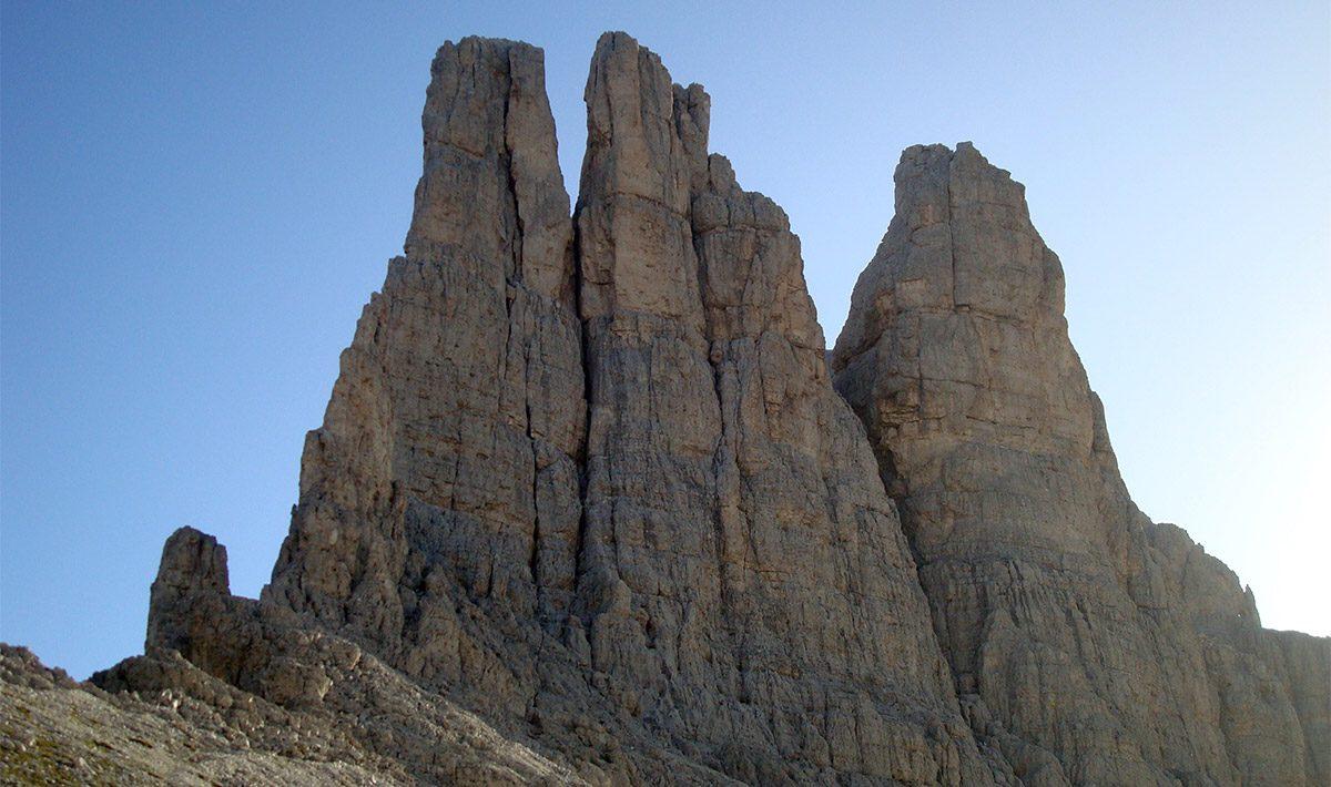Torre Delago - Spigolo Piaz