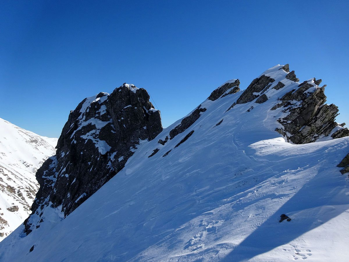Cresta Monte Alto - Passo di Pietratagliata