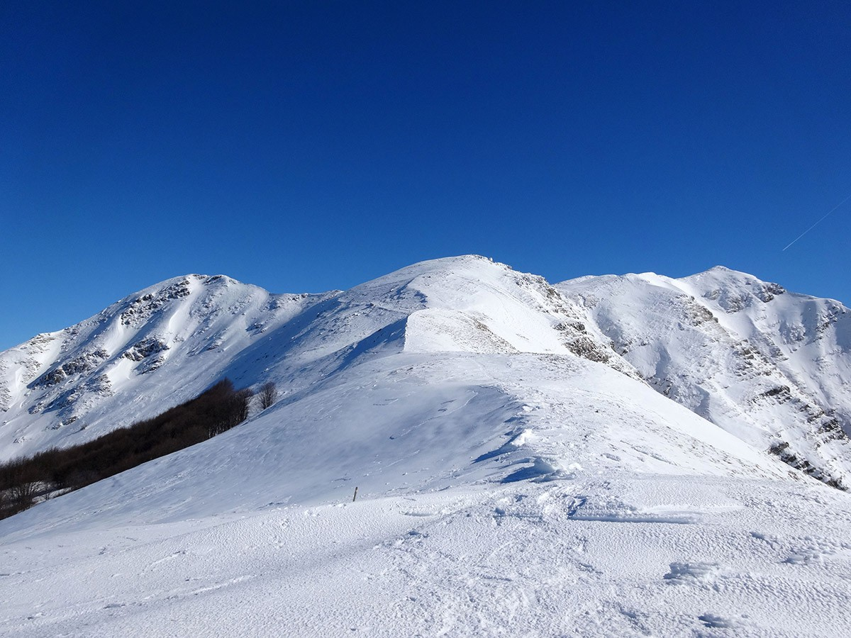 Groppi di Camporaghena - Traversata invernale