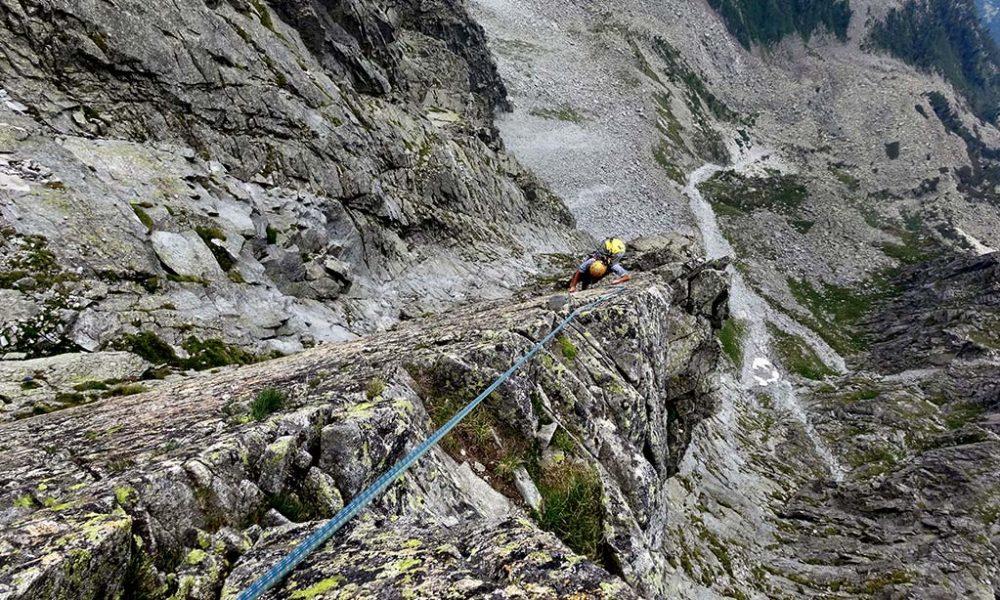 Monte Aviolo - Spigolo delle Capre