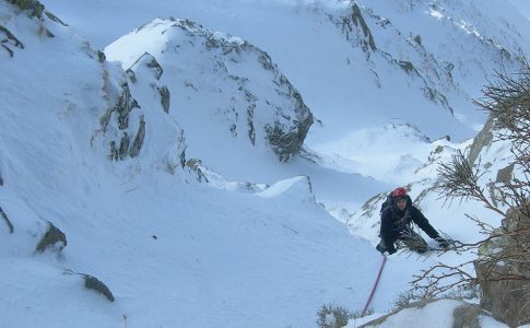 Alpe di Succiso - Canale del Masso