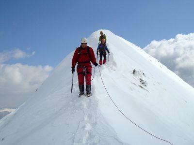 Monte Alto - Cresta SE