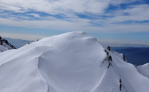 Monte Braiola - Canale del Braiola