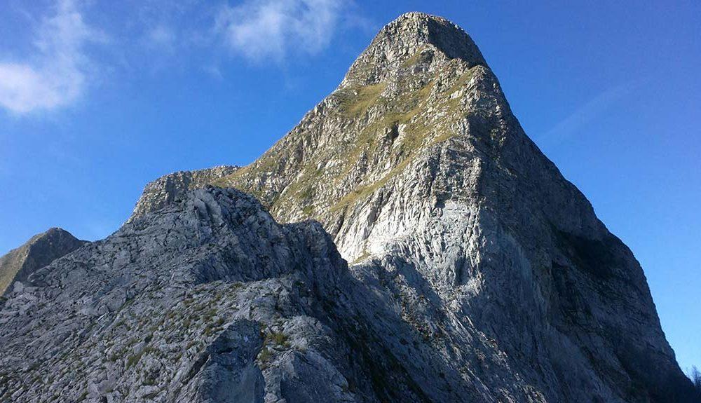 Monte Sagro - Cresta Est
