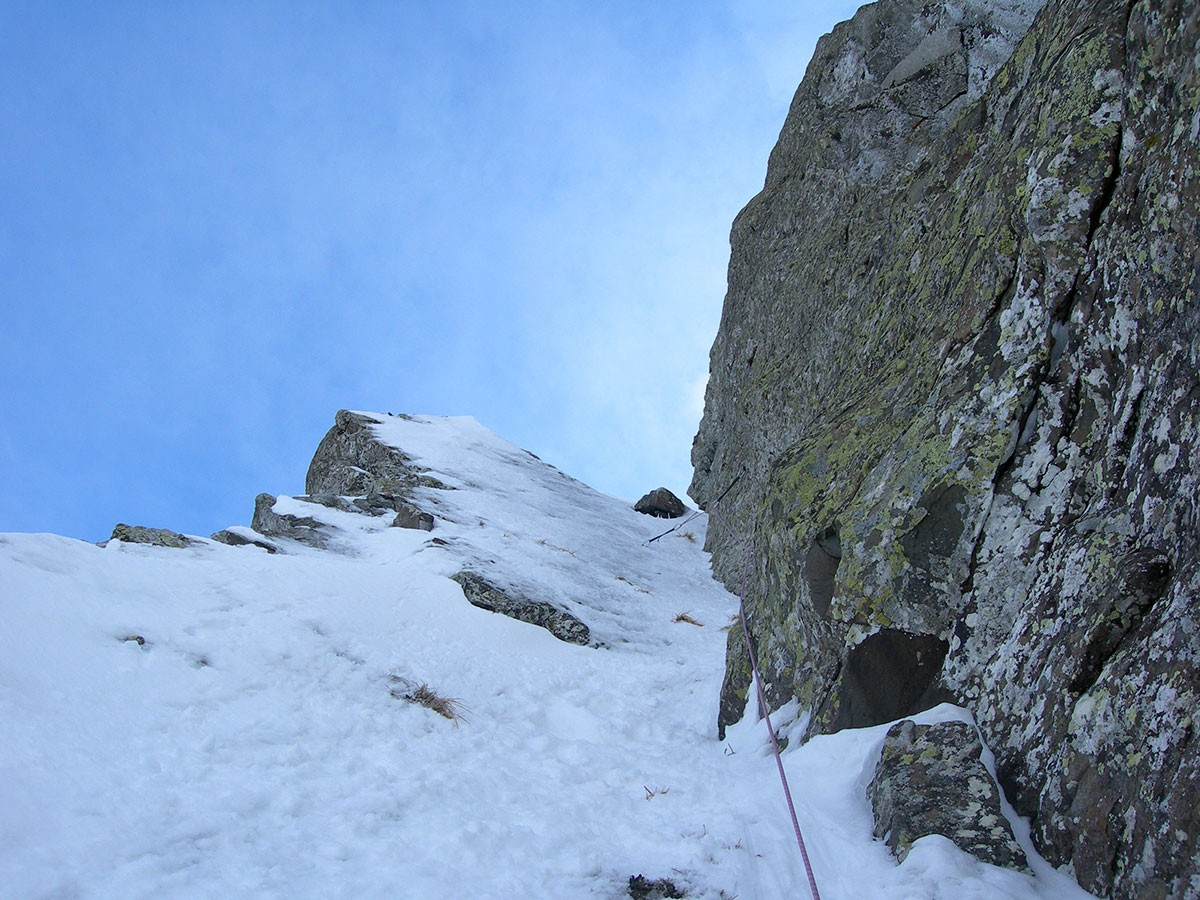 Monte Ventasso - La Rampa
