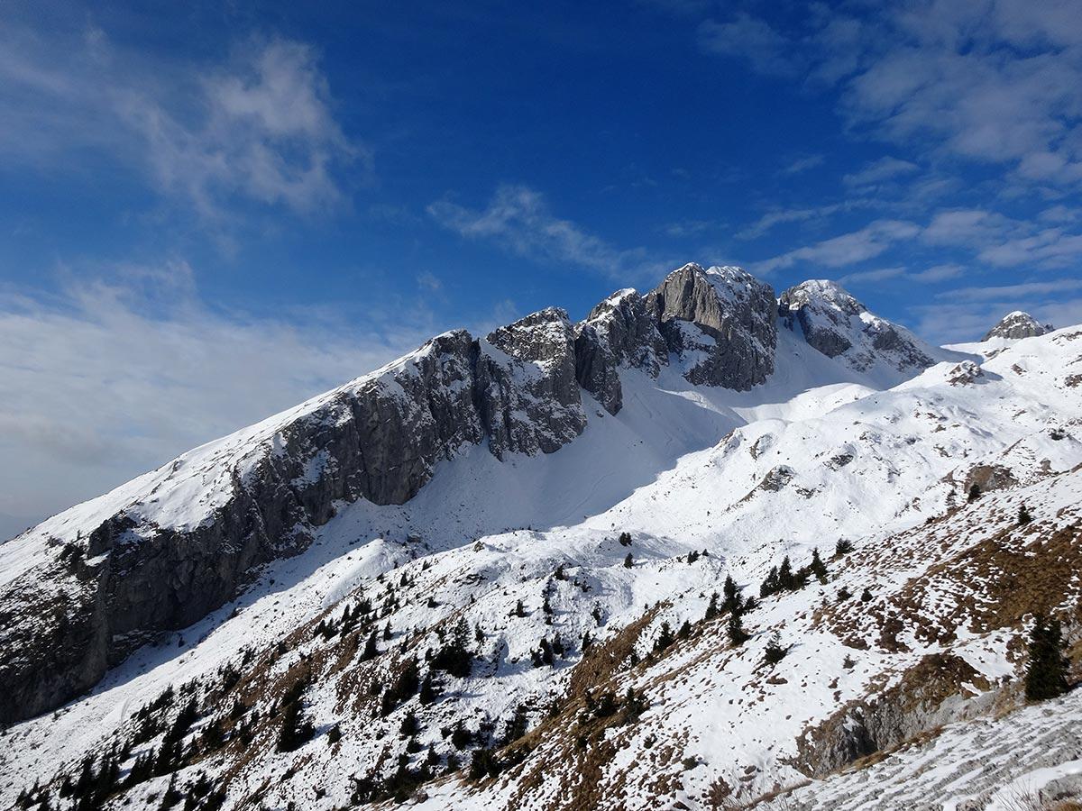 Montagne senza nome
