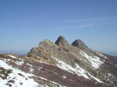 Roccabiasca - Cresta Sud