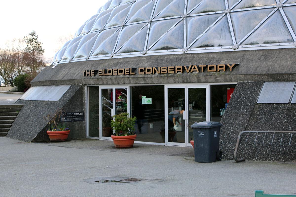 Bloedel Conservatory