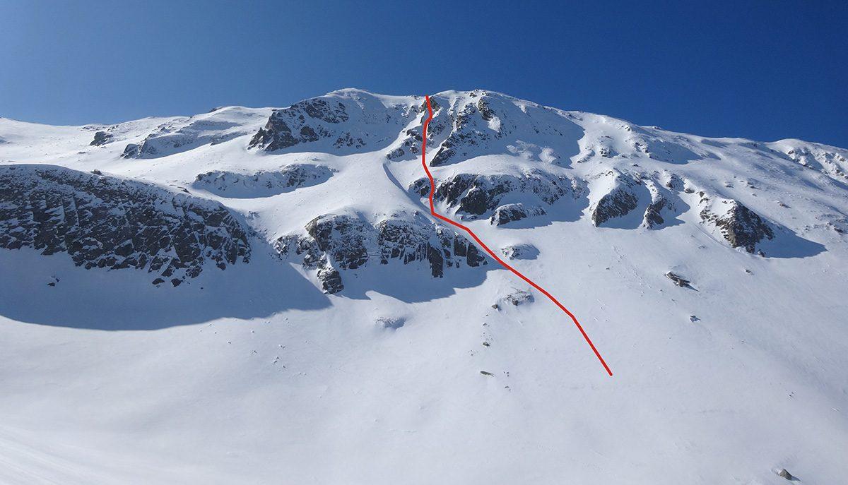 Alpe di Succiso - Variante dei Magneti Incastrati