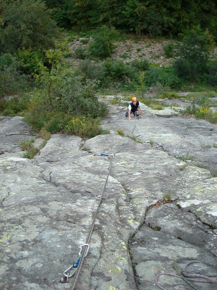 Placche degli Stagnoni - Via Troll