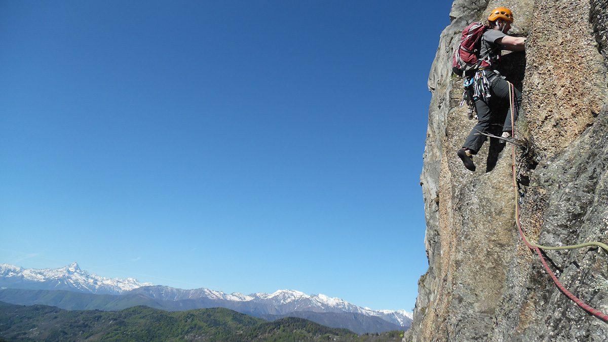 Rocca Sbarua - Sperone Rivero