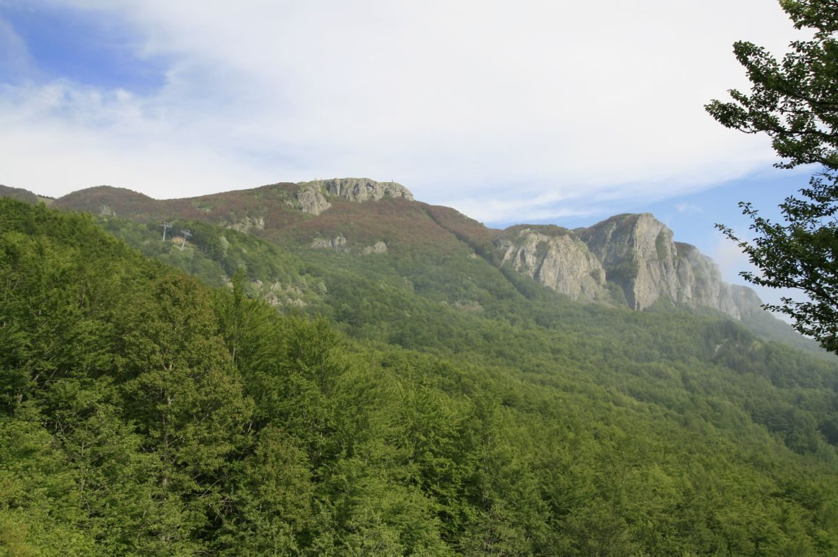 Maggiorasca e Rocca del Prete