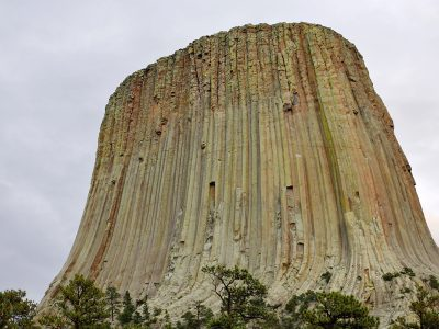 17 - Devils Tower