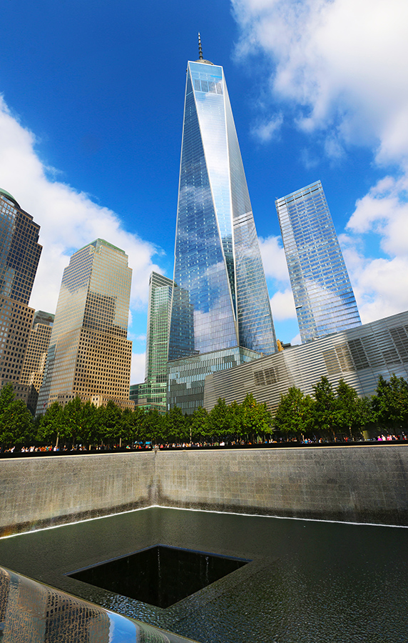 31 - One Word Trade Center e Freedom Tower (New York)