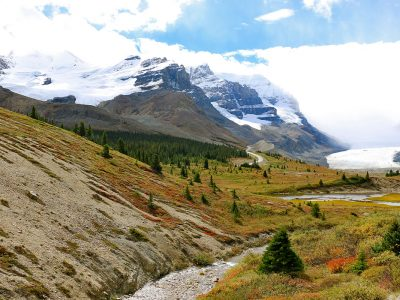 4 - Icefields Parkway