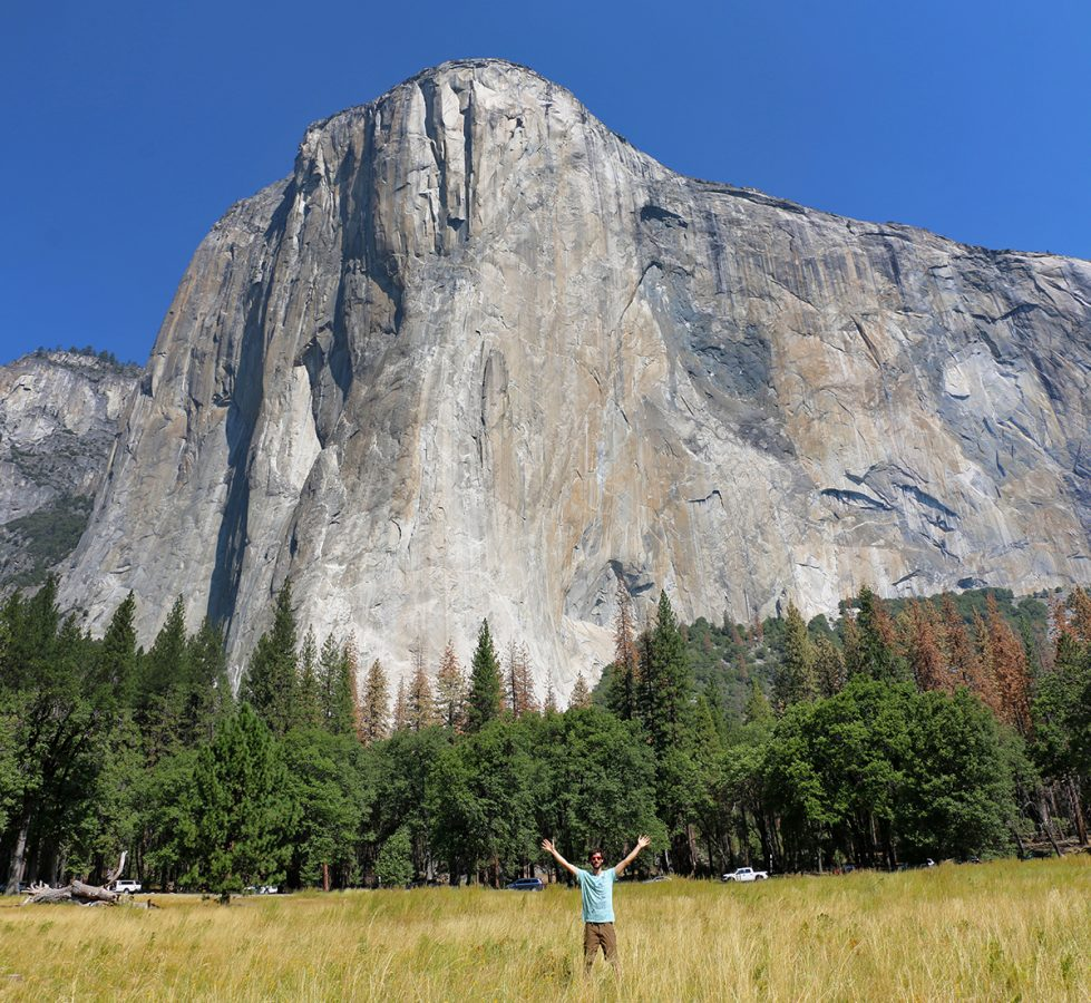 8 - Yosemite (El Capitain)
