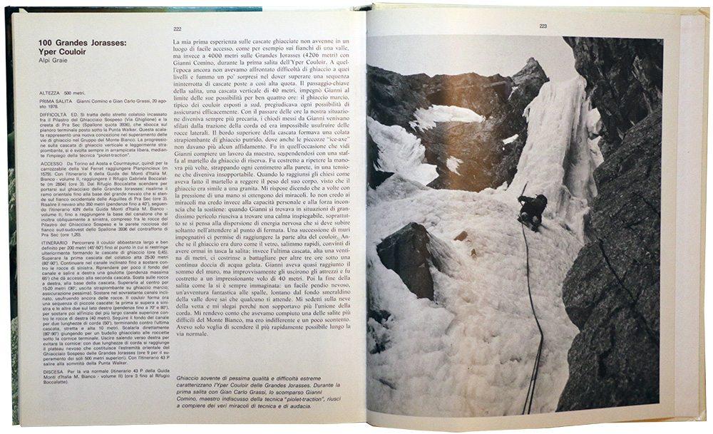 Pagina 222/223 - Grandes Jorasses Yper Couloir