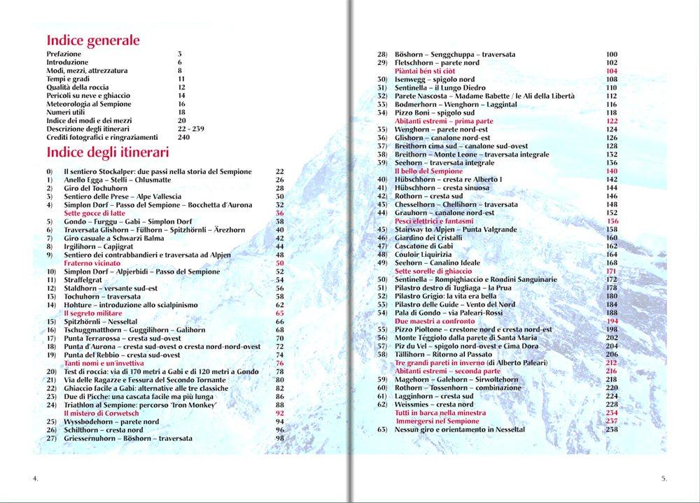 Pagina 4/5 - Indice