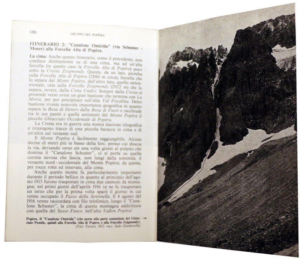 Pagina 186/187 - Gruppo del Popera