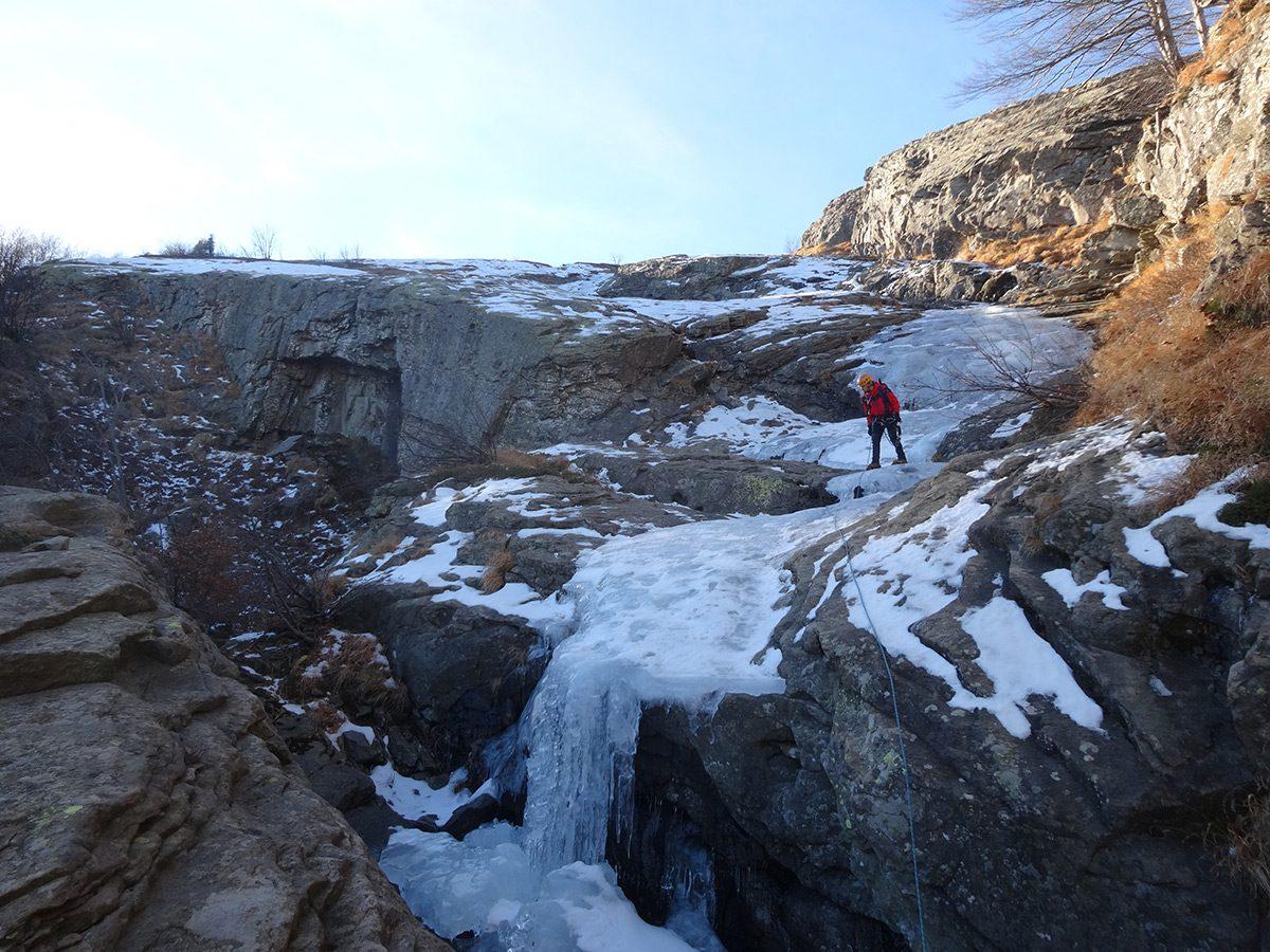 Val Cedra - Cascata del Pumacciolo