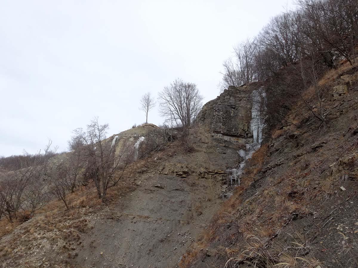 Cascate Monte Caio