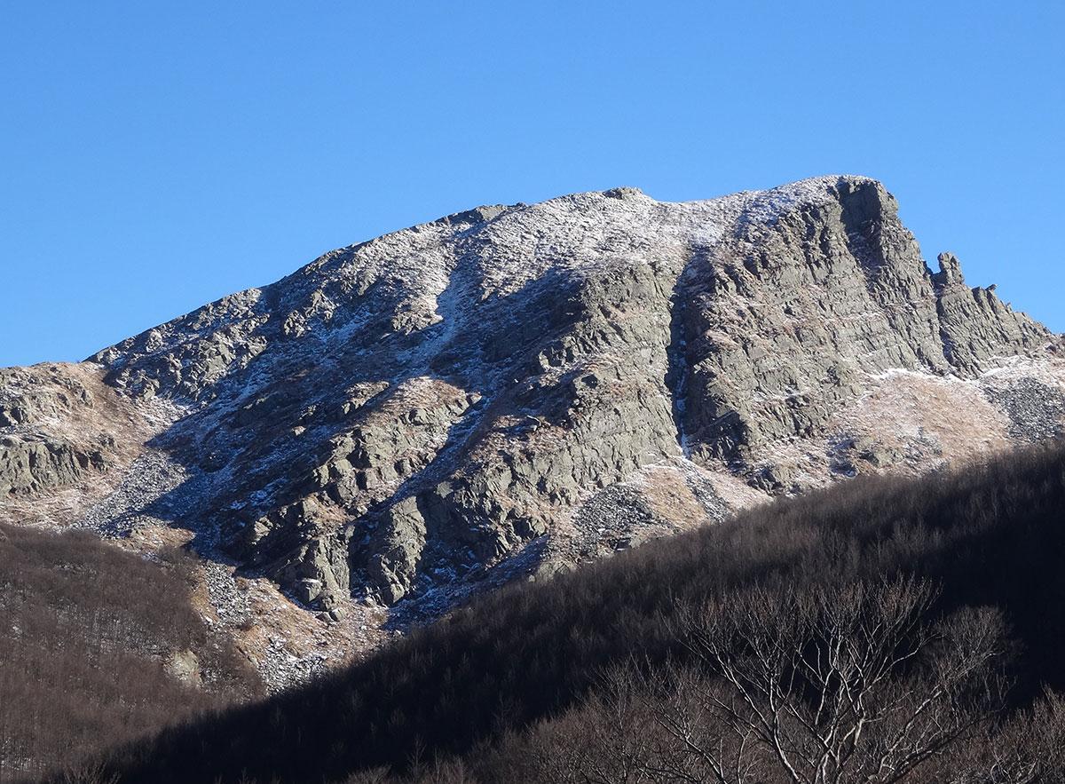 Monte Scala (Ovest) 6/01/2017