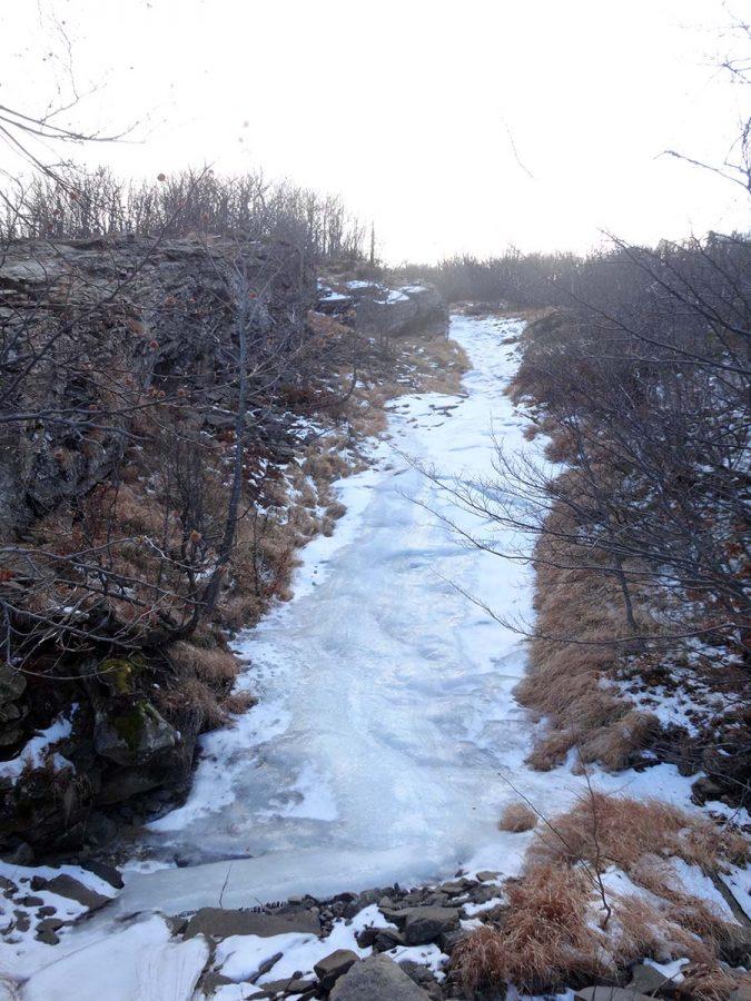 Cascate Alta Val Cedra
