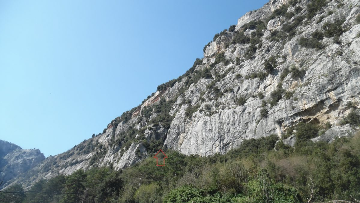 Arco - Via Calliope
