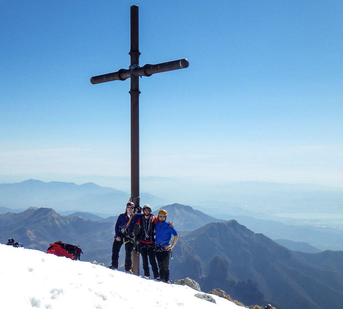 Pania della Croce - Canale-Camino dei Lucchesi