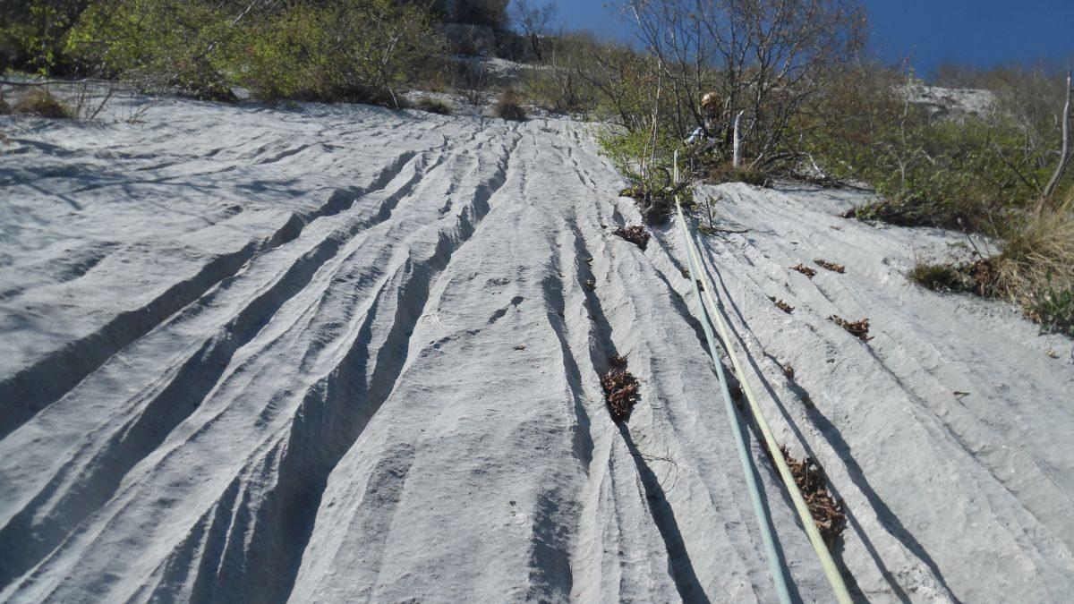 Monte Foramello - Con un tocco di classe