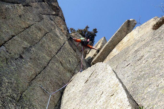 Rocca Sbarua - Il Gioco delle Perle di Granito