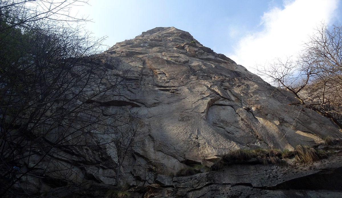 Rocca Sbarua - Motti-Grassi