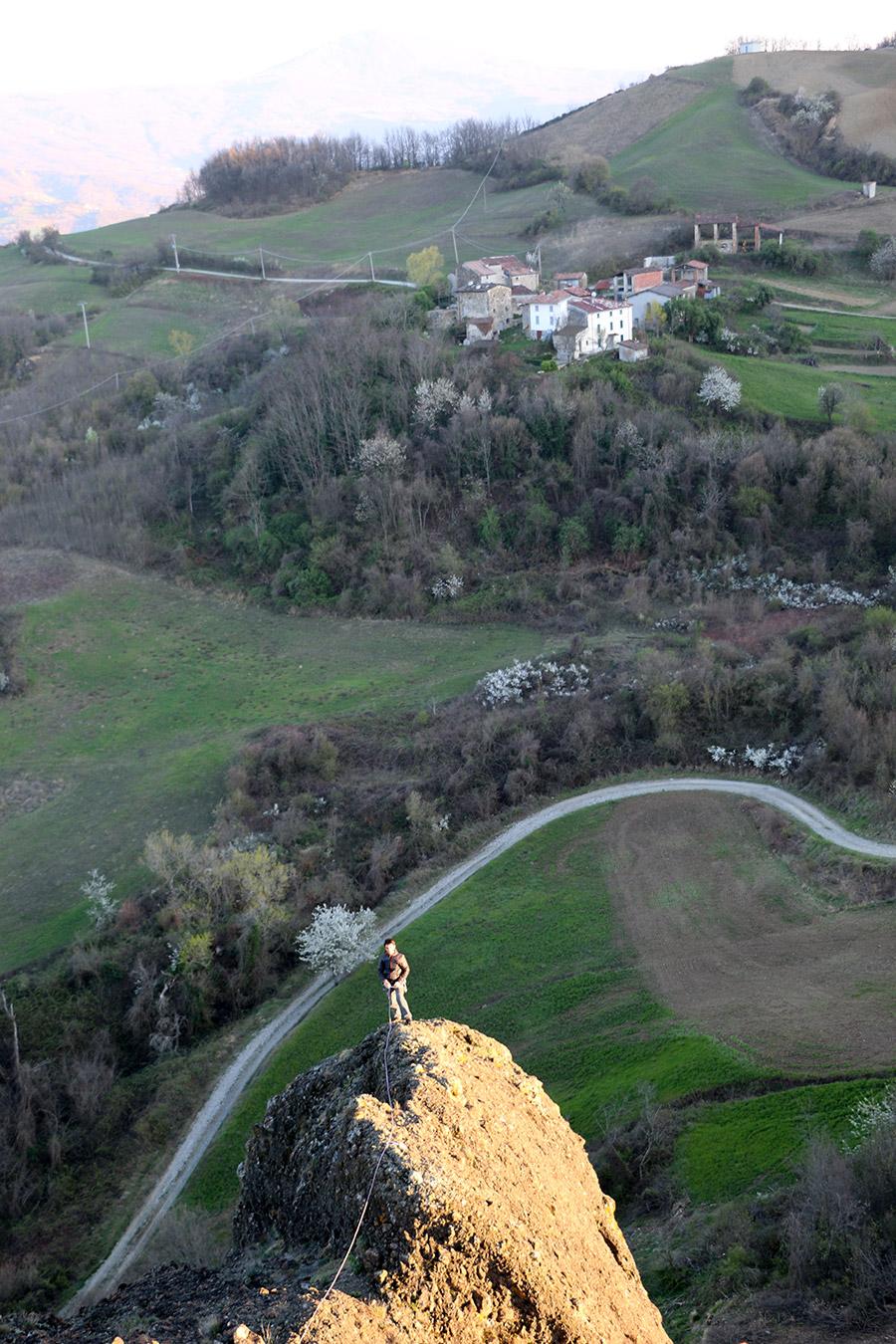 Pietra Perduca - Via Grisù