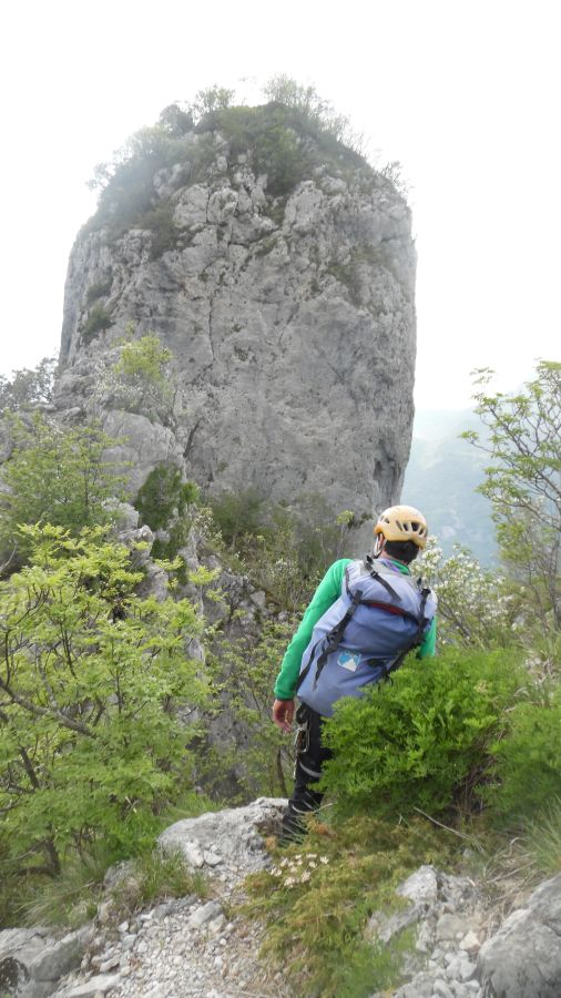 Procinto - Cresta dei Bimbi