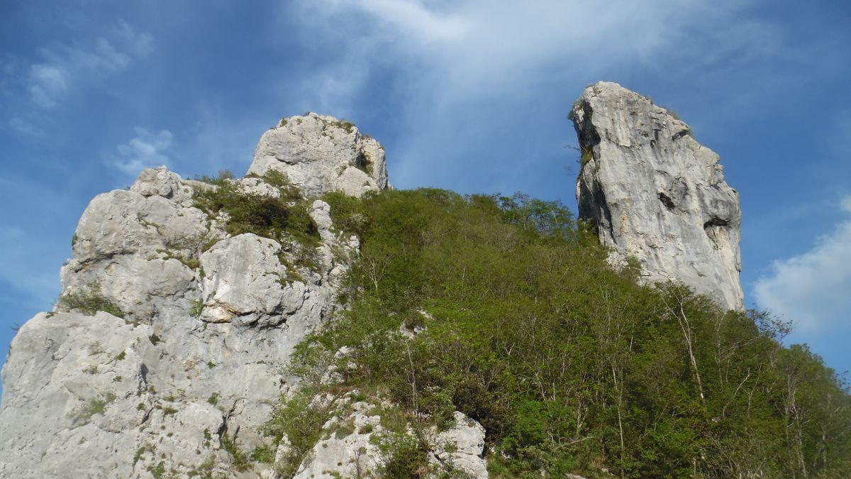 Procinto, Cresta dei Bimbi
