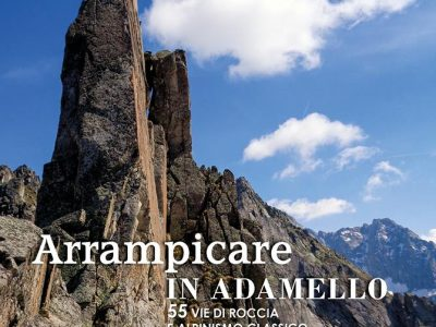 Arrampicare in Adamello