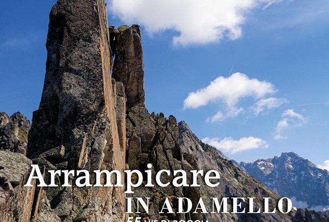 Arrampicare in Adamello