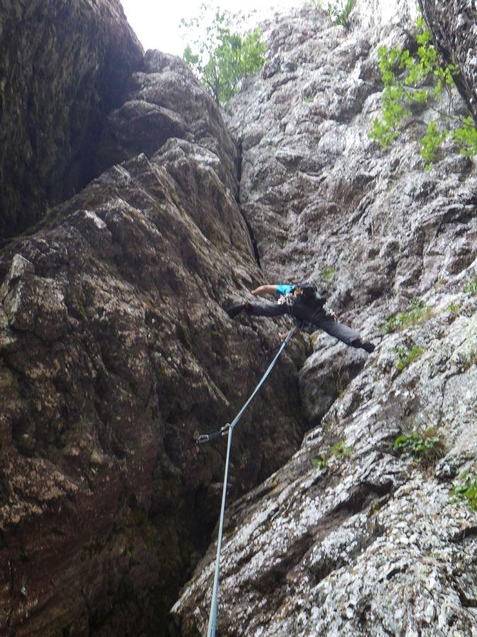 Rocca del Prete Diedro Barbara e Doppio Rhum