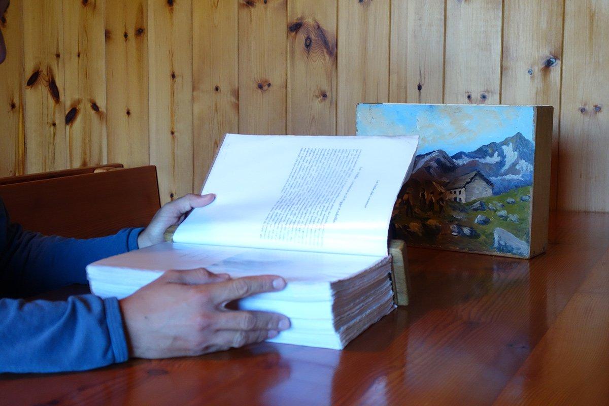 Il libro del rifugio