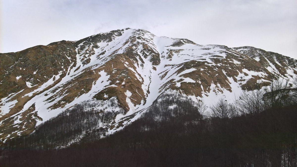 Alpe di Succiso - Versante Ovest (7 gennaio 2018)