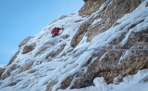 Cima Mosca - Magic Couloir