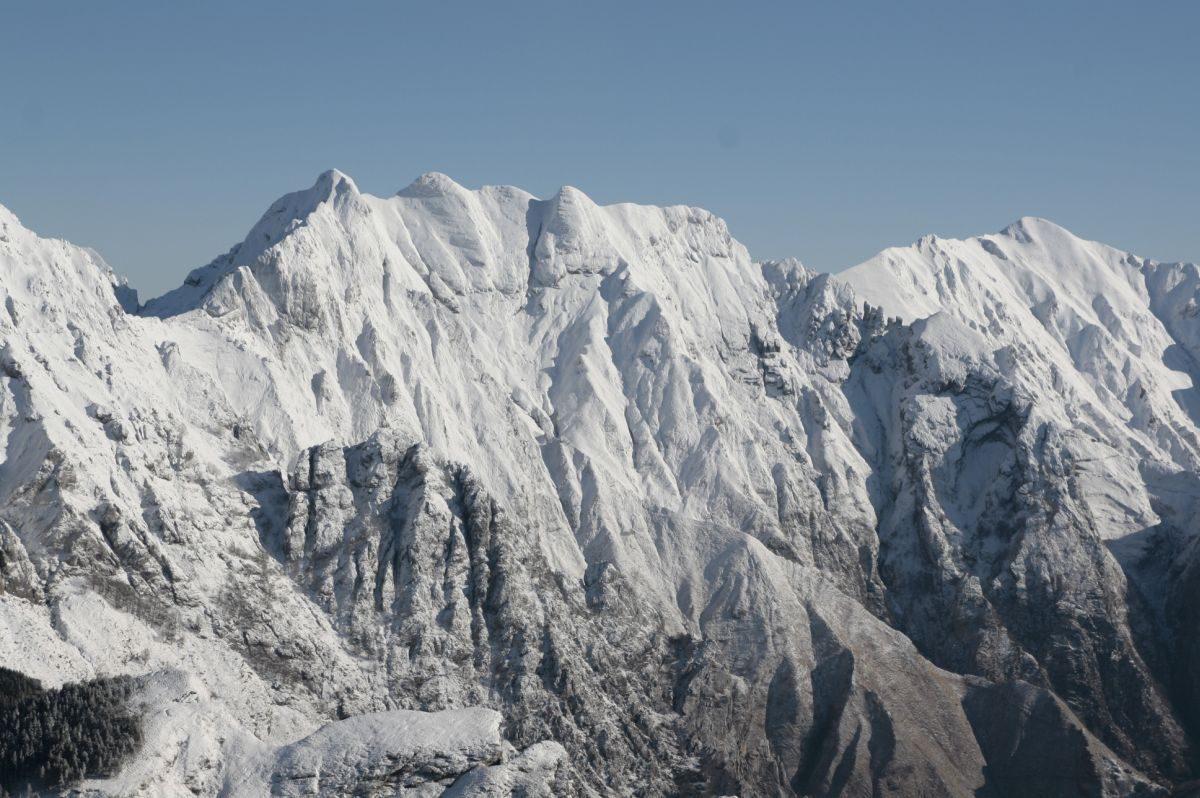 Monte Cavallo Apuane