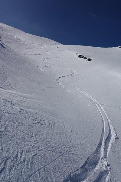 Due curve al Marmagna
