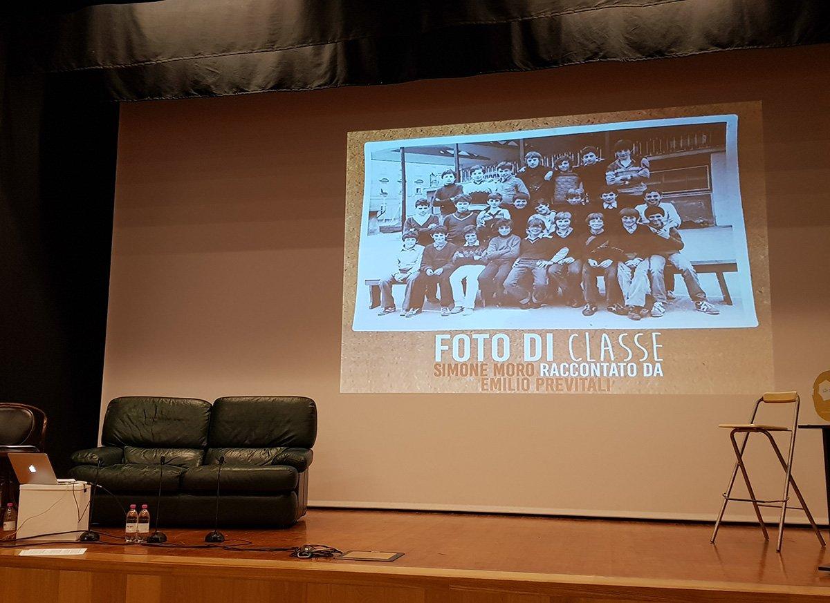 Foto di Classe: Simone Moro raccontato da Emilio Previtali
