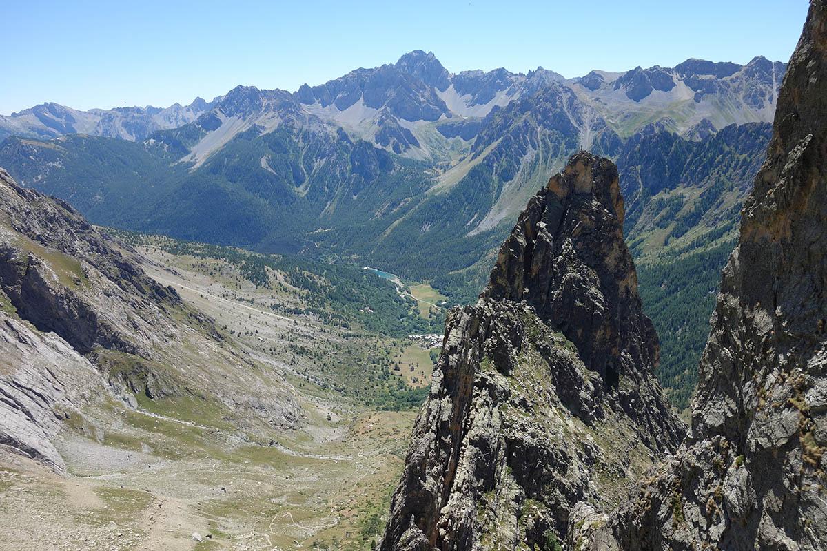 Punta Figari e Rocca Provenzale