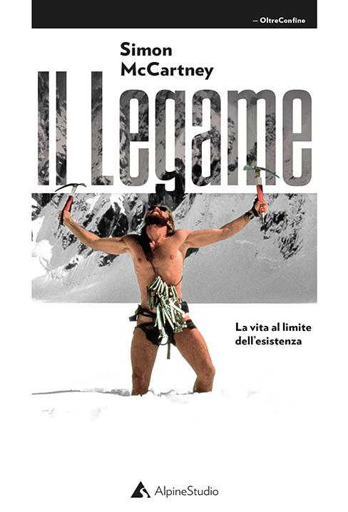 Book Cover: IL LEGAME. La vita al limite dell'esistenza